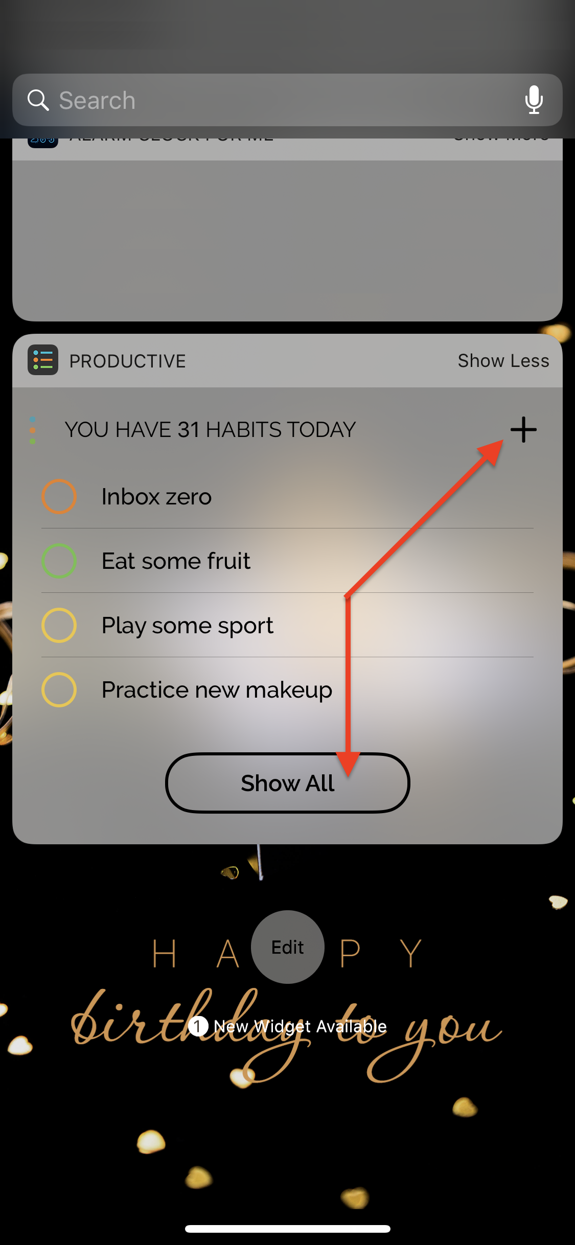 Notifications and widget – Apalon Support Center